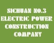 SICHUAN NO.3 ELECTRIC POWER CONSTRUCTION COMPANY